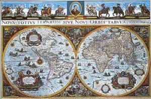 Svět historický - nástěnná mapa (1)