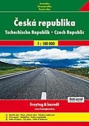 Česká republika - autoatlas 1:100 000 (1)
