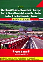 Slovensko Evropa - autoatlas 1:150 000 (1)