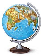 Globus Atlantis 25 cm (1)