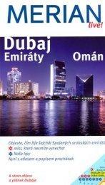 Dubaj Emiráty Omán (1)