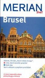 Brusel - průvodce Merian (1)