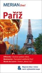 Paříž průvodce Merian (1)