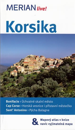 Korsika průvodce Merian (1)