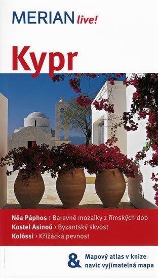 Kypr průvodce Merian (1)
