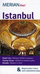 Istanbul průvodce Merian (1)