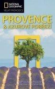 Provence a Azurové pobřeží průvodce National Geographic  (1)