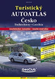 Česko - turistický autoatlas 1:100 000 (1)