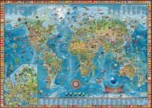 Dětská mapa světa (ZES) (1)