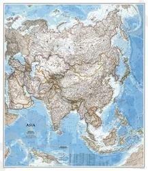 Asie - nástěnná mapa (1)