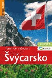 Švýcarsko - turistický průvodce ROUGH GUIDES (1)