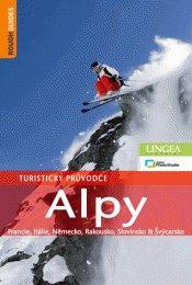 Alpy - turistický průvodce ROUGH GUIDES (1)