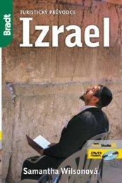 Izrael - turistický průvodce ROUGH GUIDES (1)