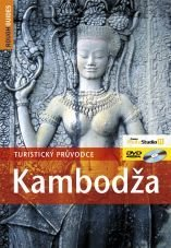 Kambodža - turistický průvodce ROUGH GUIDES (1)
