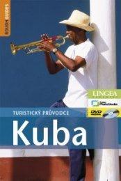 Kuba - turistický průvodce ROUGH GUIDES (1)
