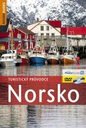 Norsko - turistický průvodce ROUGH GUIDES (1)