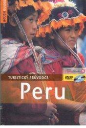 Peru - turistický průvodce ROUGH GUIDES (1)