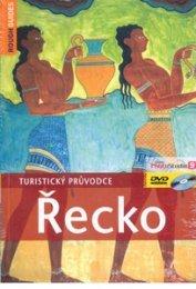 Řecko - turistický průvodce ROUGH GUIDES (1)