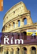 Řím - turistický průvodce ROUGH GUIDES (1)