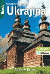 Ukrajina - turistický průvodce ROUGH GUIDES (1)