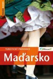 Maďarsko - průvodce ROUGH GUIDES (1)