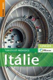 Itálie - turistický průvodce ROUGH GUIDES (1)