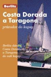 Costa Dorada a Taragona - kapesní průvodce BERLITZ (1)