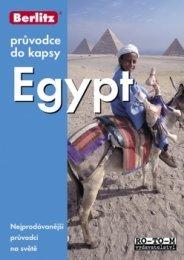 Egypt - kapesní průvodce BERLITZ (1)