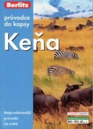 Keňa - kapesní průvodce BERLITZ (1)