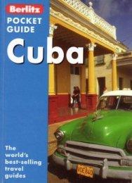 Kuba - kapesní průvodce BERLITZ (1)