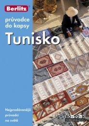 Tunisko - kapesní průvodce BERLITZ (1)