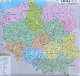 Spediční Polsko - nástěnná mapa (1)