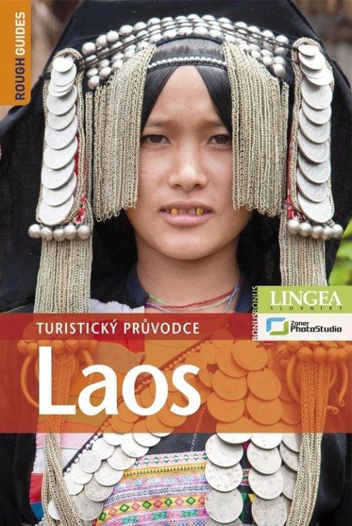 Laos průvodce ROUGH GUIDES (1)