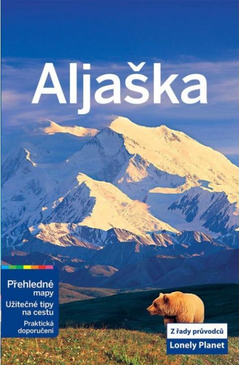 Aljaška průvodce Lonely Planet (1)